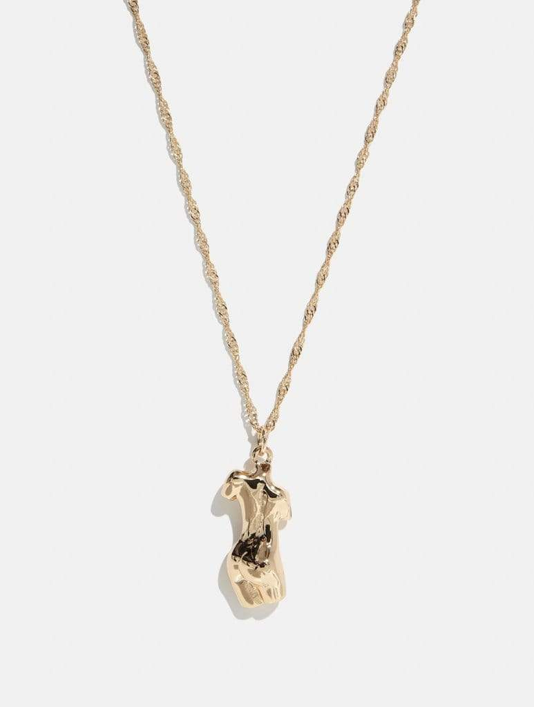 Nude Lady Necklace