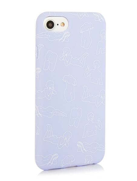 Nude Lady Case