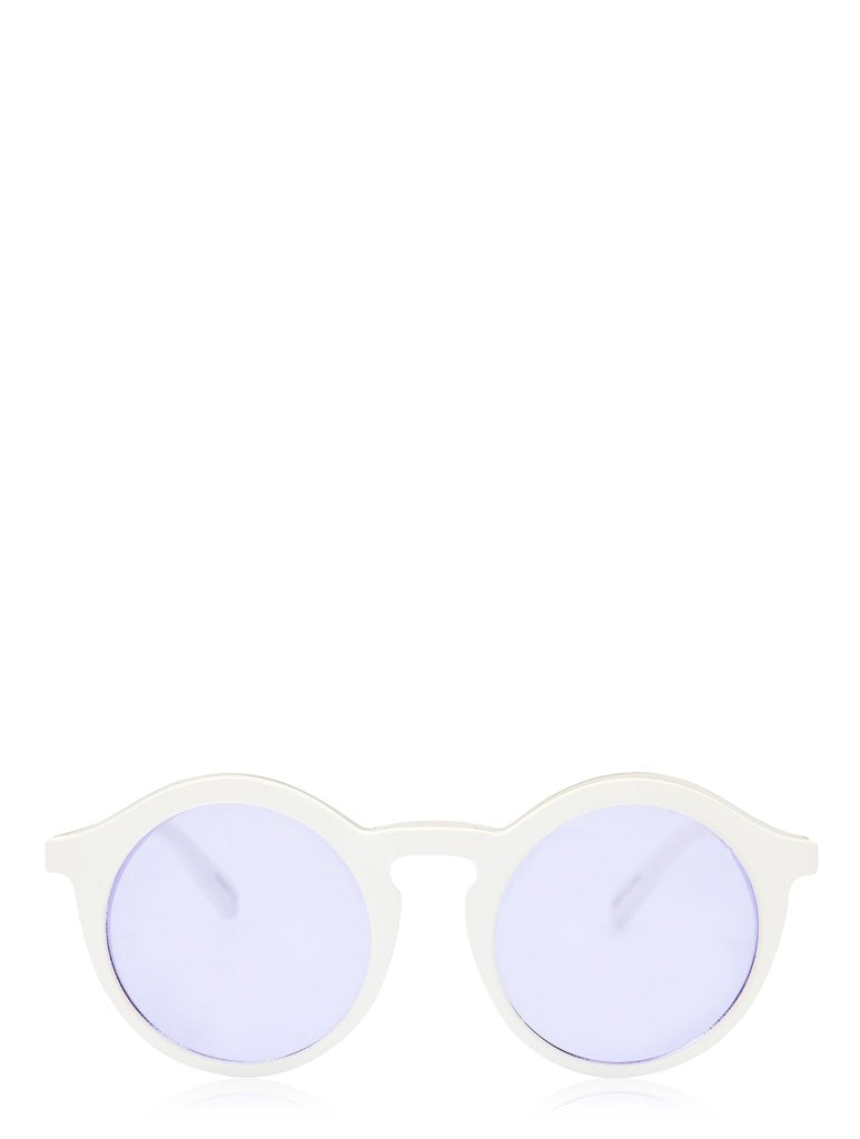 Libby Ocean Round Sunglasses