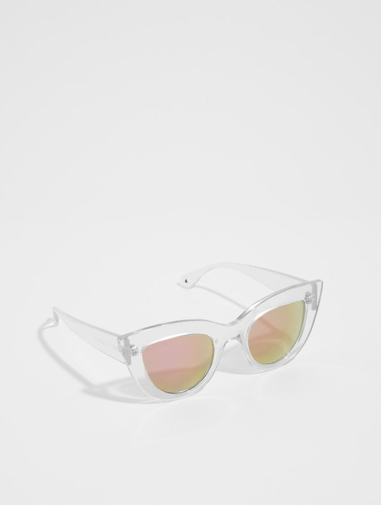 Olive Crystal Sunglasses