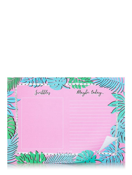 Palm Day Planner Pad