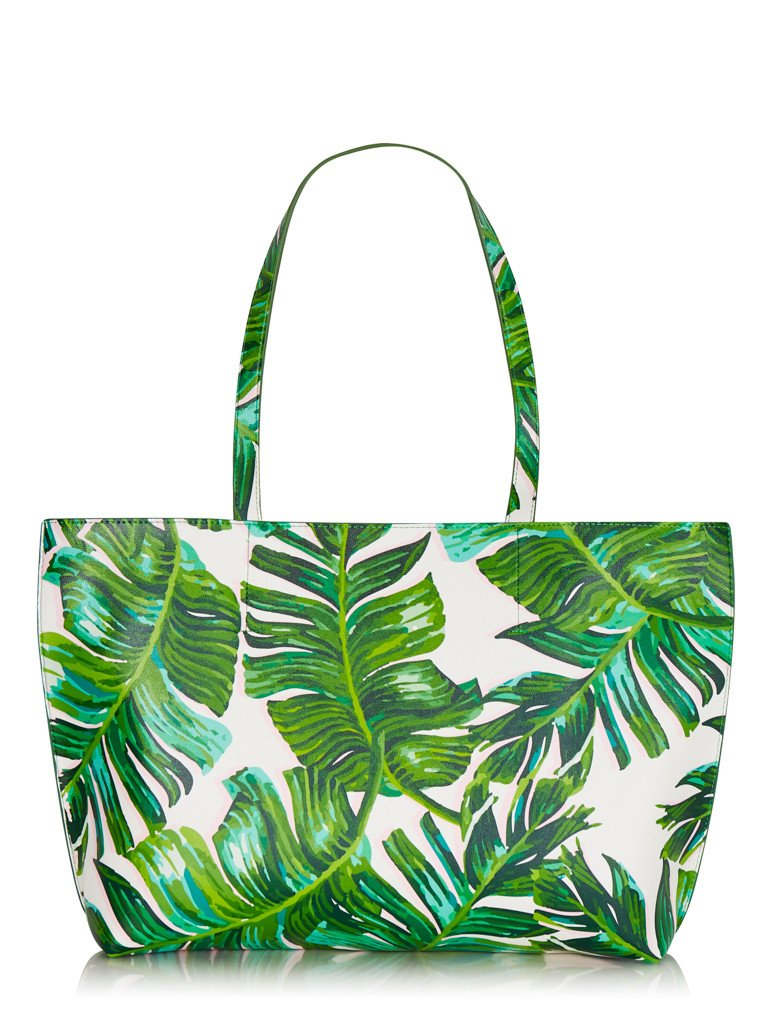 Palm Shoulder Bag
