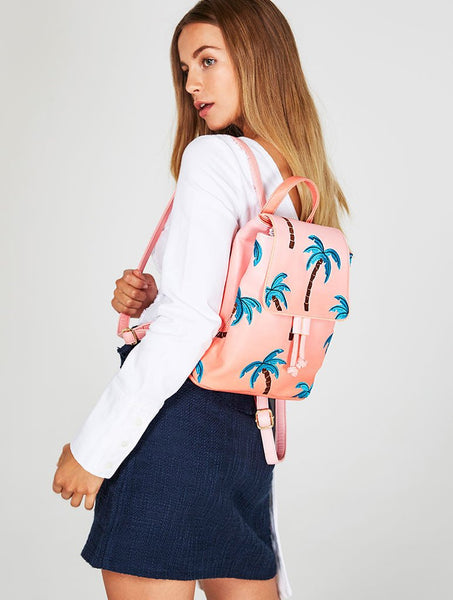 Palm Ombre Backpack