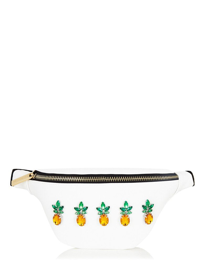 Pineapple Charm Bumbag