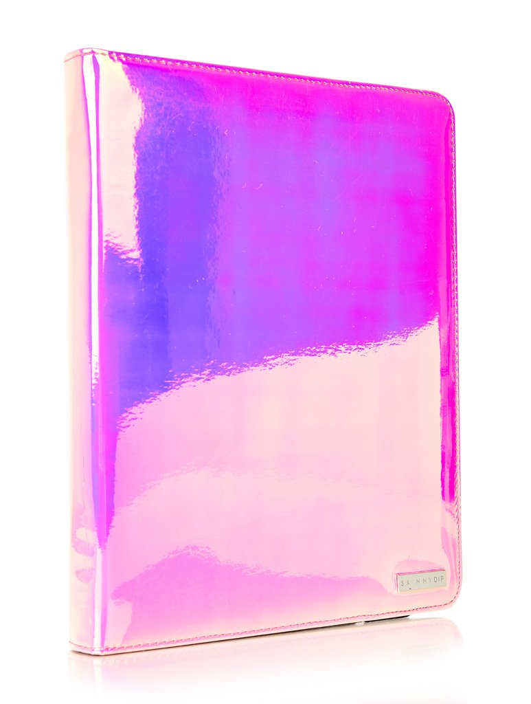 new concept fba41 39a76 Pink Holo Tablet Case | iPad & Tablet Cases | Skinnydip London