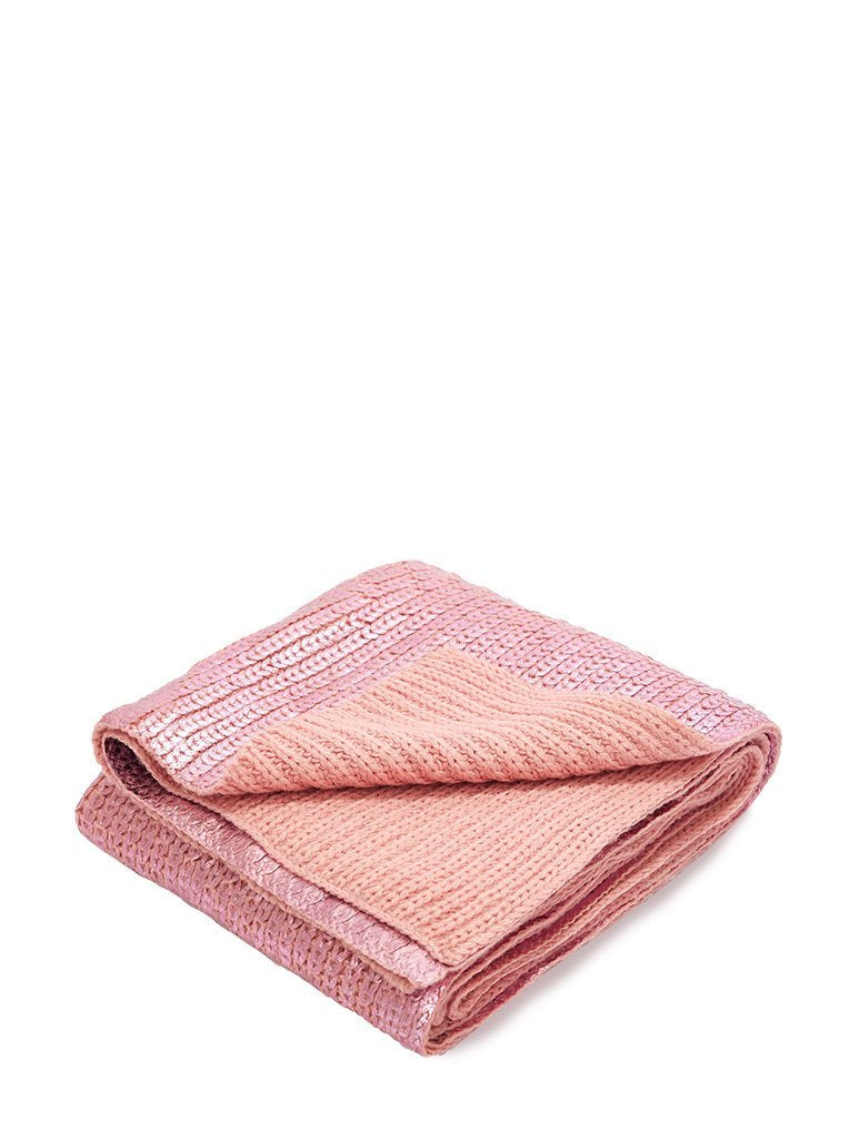 Alexis Pink Scarf