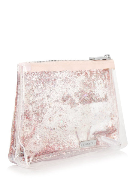 Pop Sequin Make Up Bag