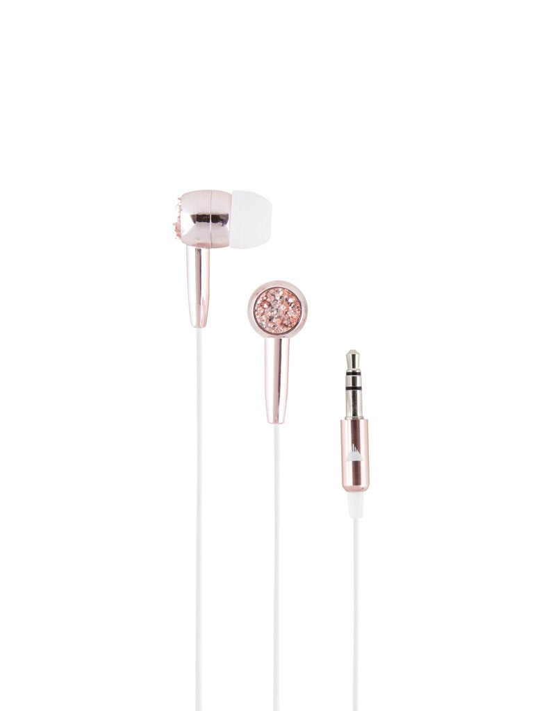 Pyrite Earphones