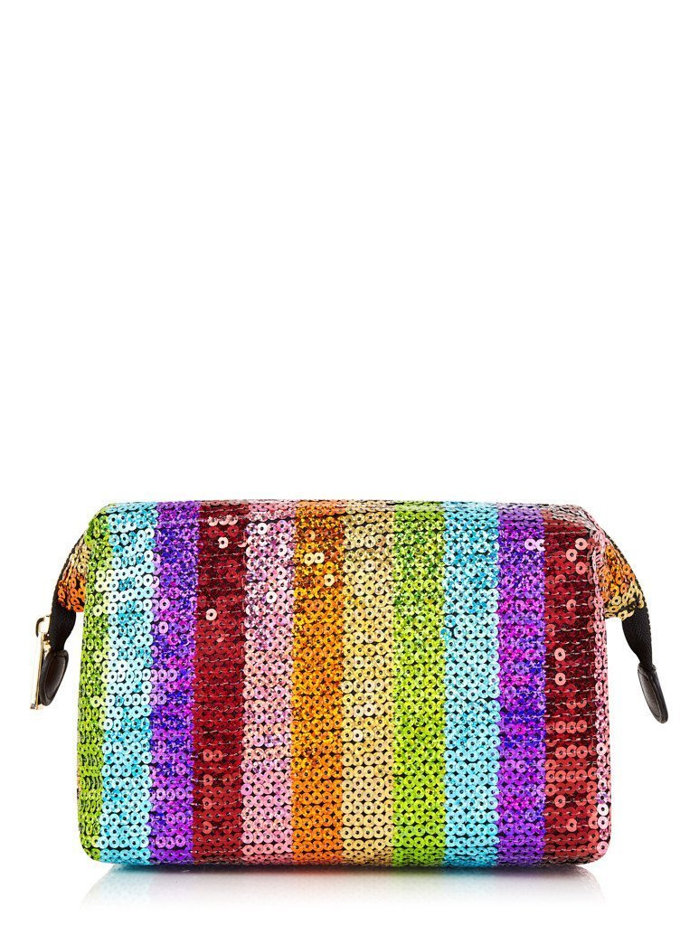 Kaleidoscope Sequin Washbag