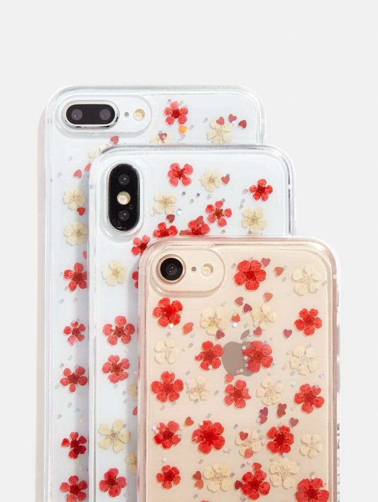 Red Blossom Case