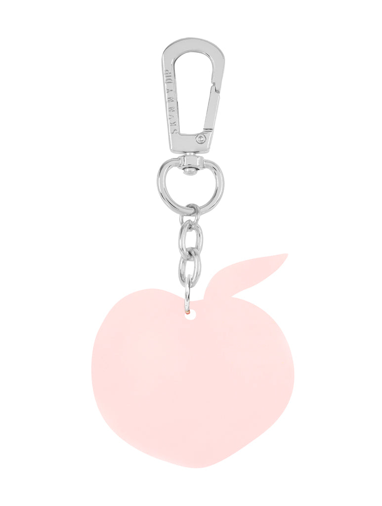 Resin Peachy Key Charm