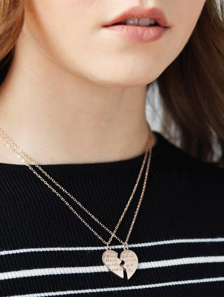 Rose Gold Alma Necklace