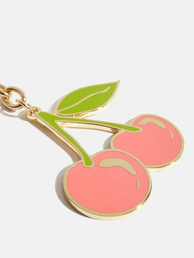 Scented Cherry Key Charm