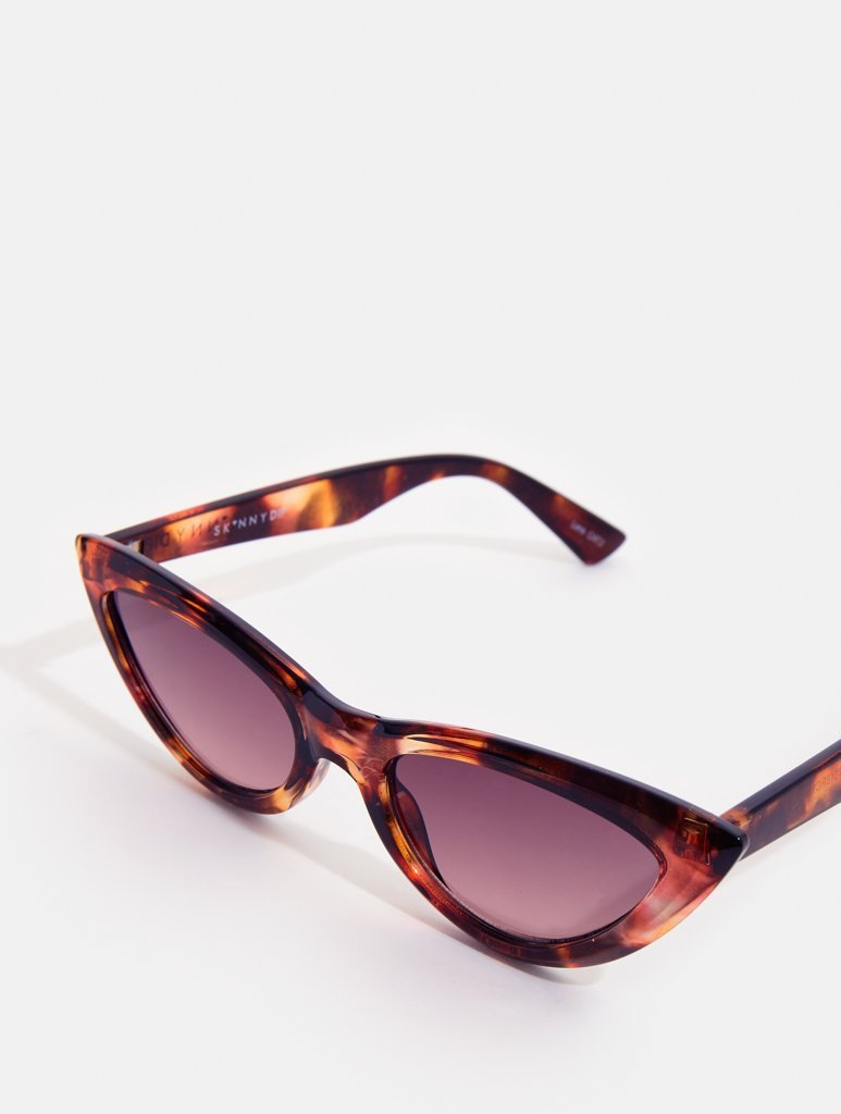 Tort Cat Eye Sunglasses