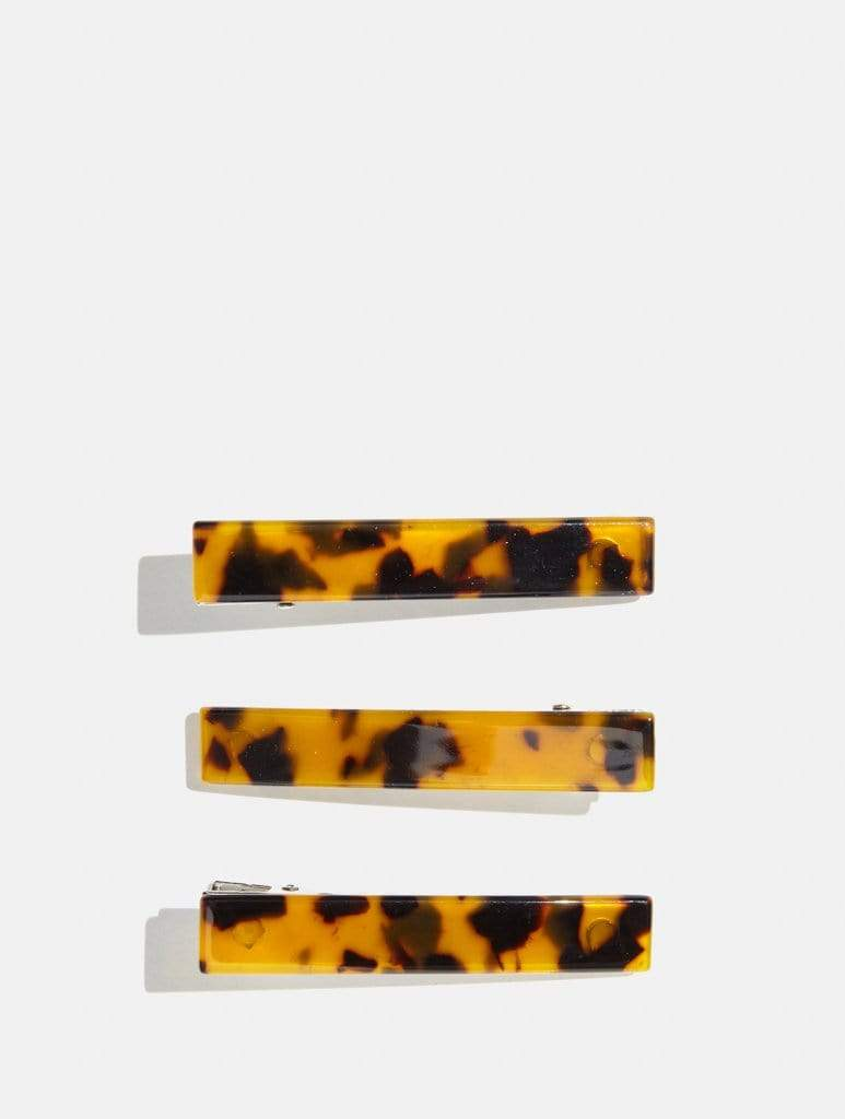 Tort 3 Pack Hair Clips