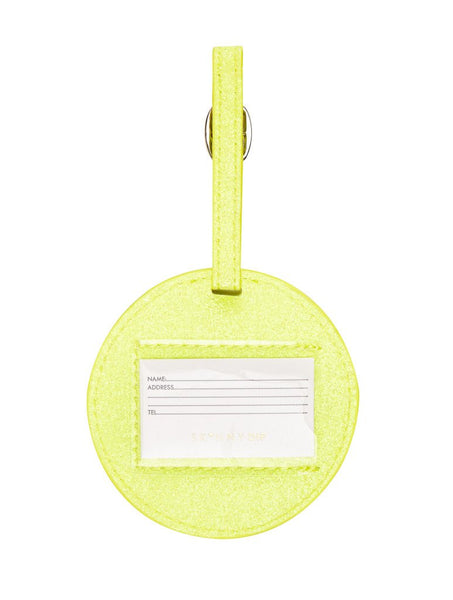 Yuck Fou Luggage Tag