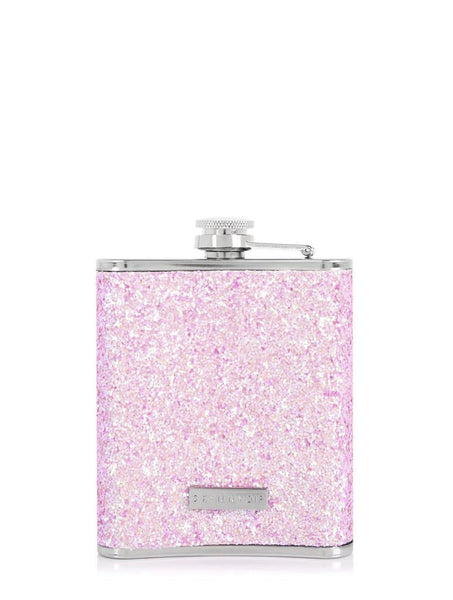 Ana Glitter Hip Flask