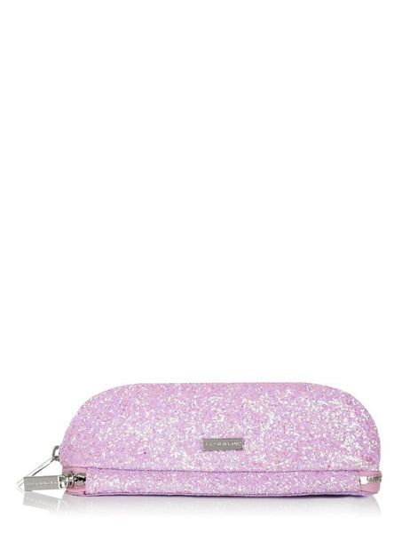 Ana Glitter Make Up Brush Bag