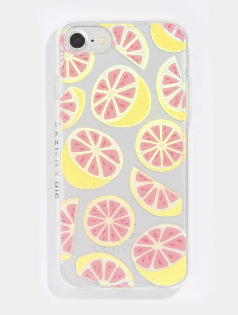 Glitter Grapefruit Case