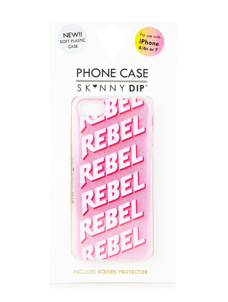 Glitter Rebel Case