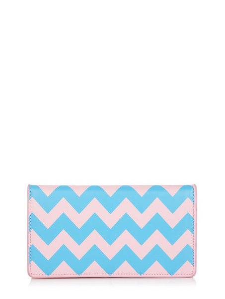 Chevron Folded Purse