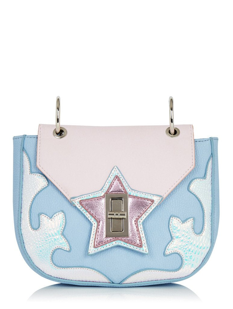 Pastel Vixen Cross Body Bag