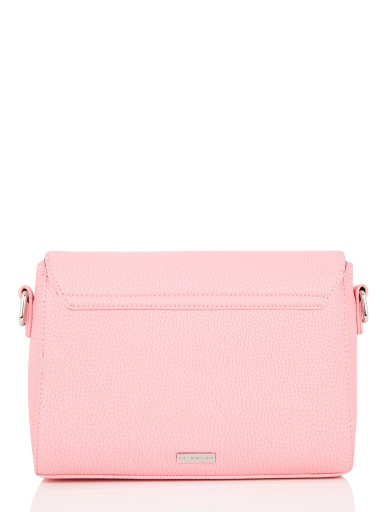 Pink Cleo Cross Body Bag