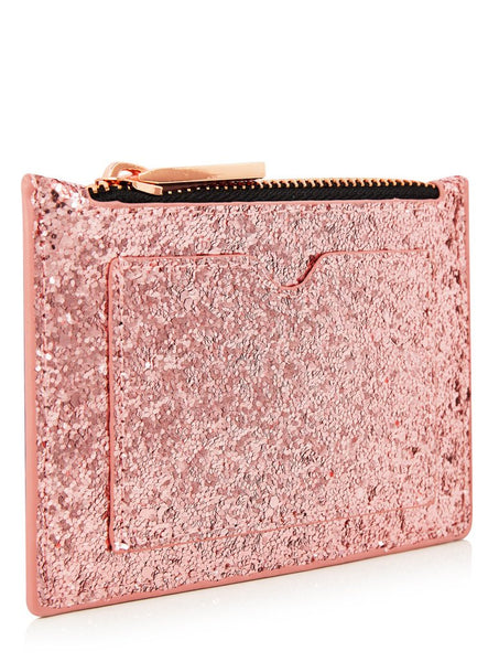 Rose Gold Dita Coin Purse