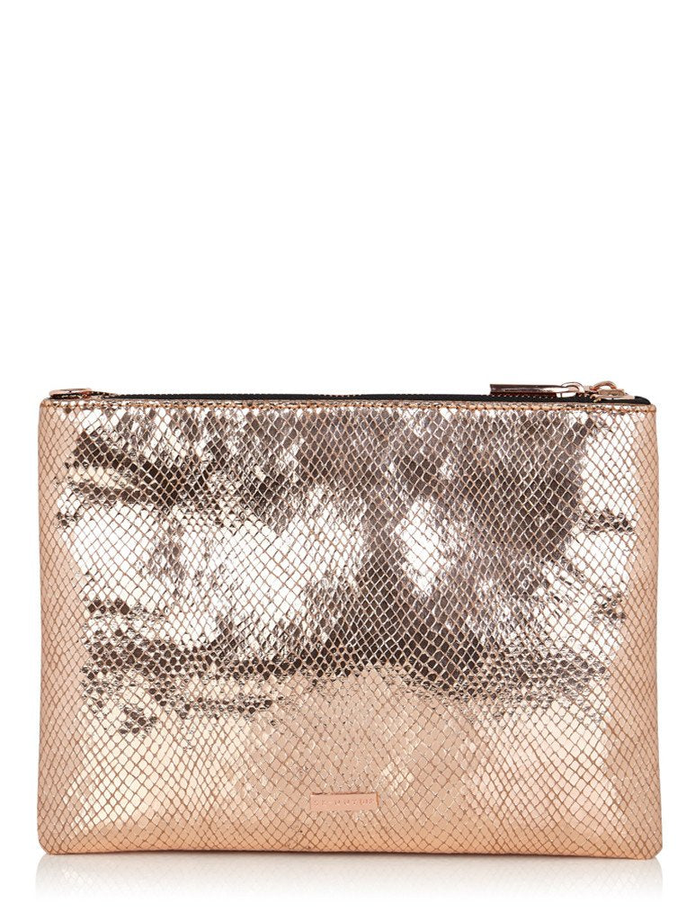 Rose Gold Duo Bag