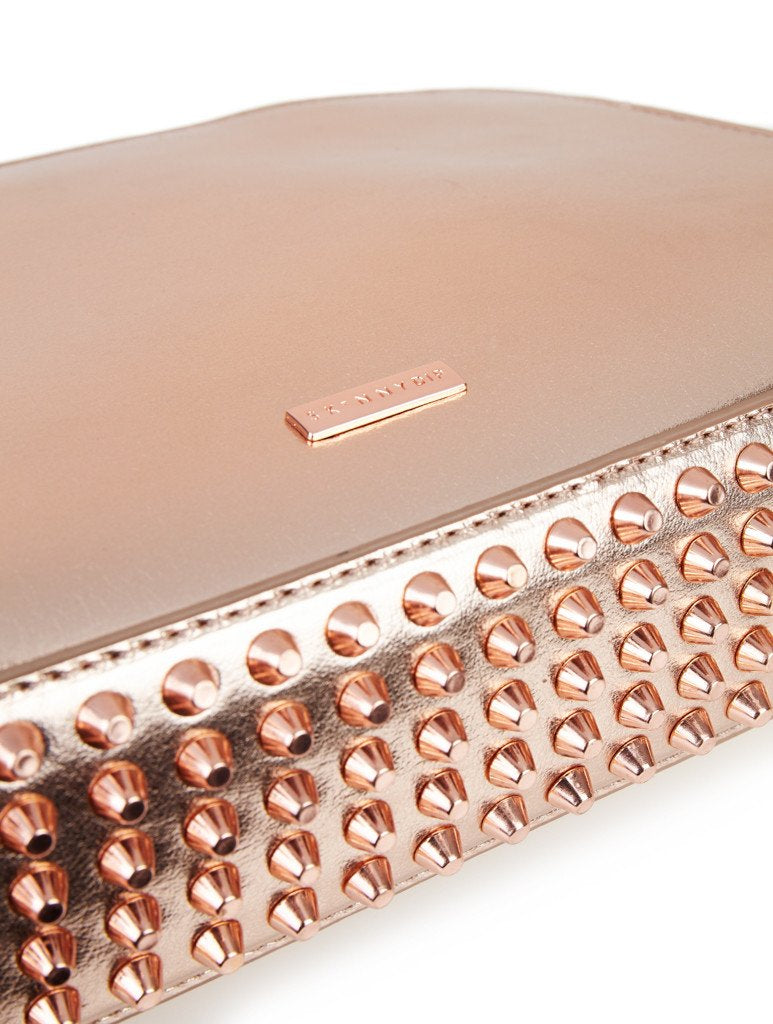 Rose Gold Taco Bag