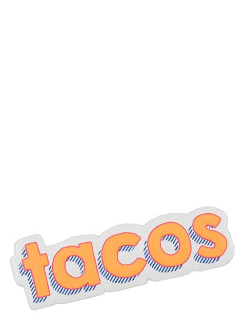 Taco Plushie Sticker Pack
