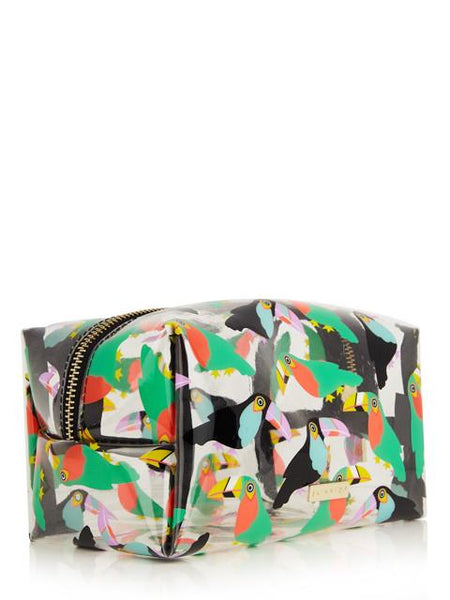 Toucan Make Up Bag