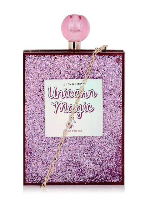 Unicorn Magic Glitter Clutch