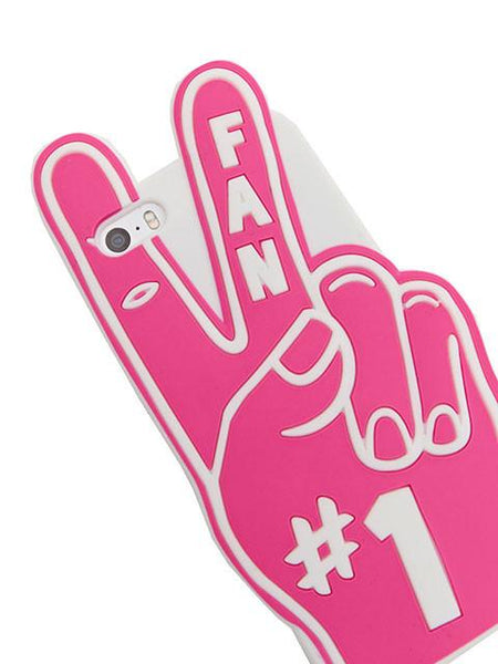 #1 Fan Silicone Case