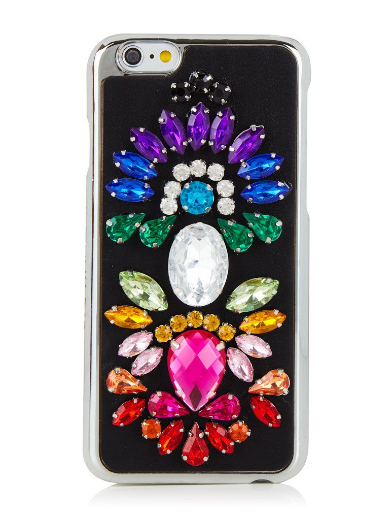 Rainbow Bling Case