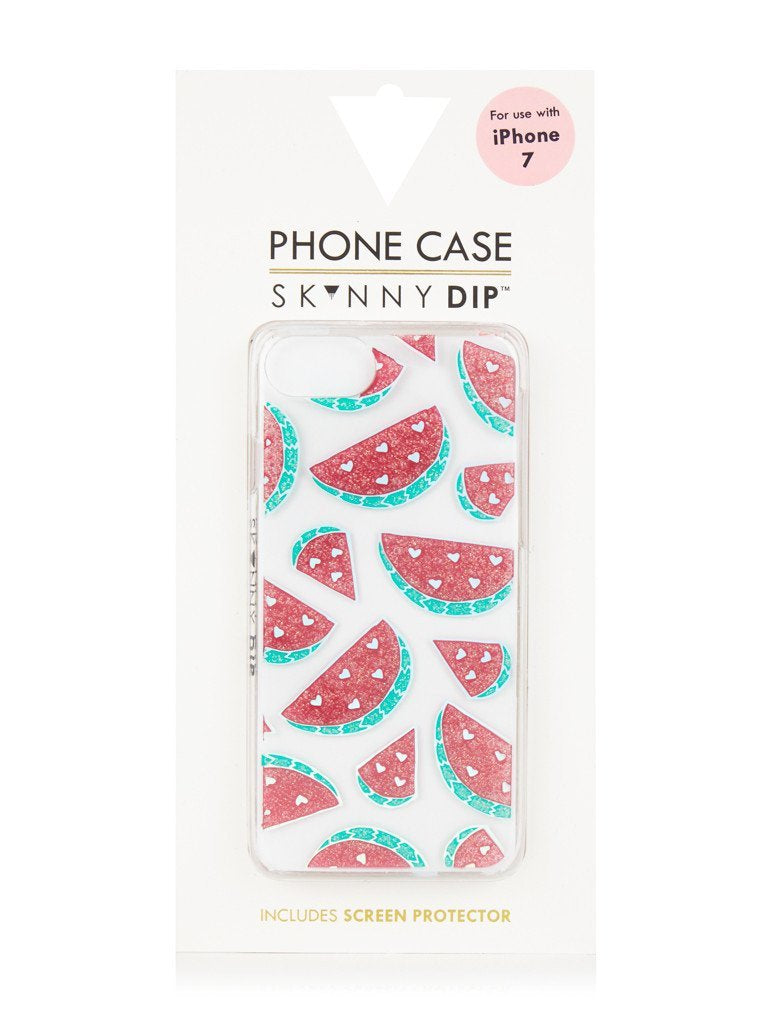 Glitter Watermelon Case