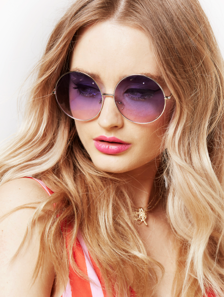 Stella Ombre Oversized Sunglasses