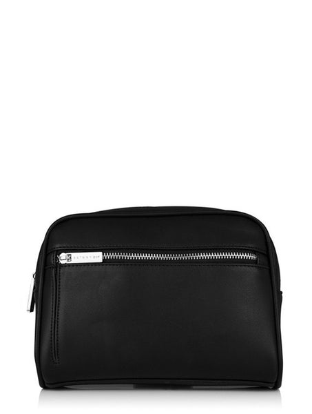 skinnydip Black Washbag