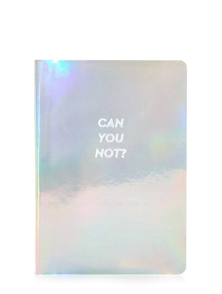 Can You Not? Notebook