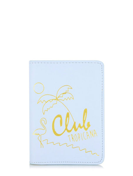 Club Tropicana Passport Holder