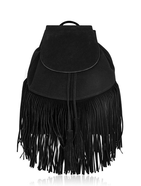 Cressida Fringe Backpack