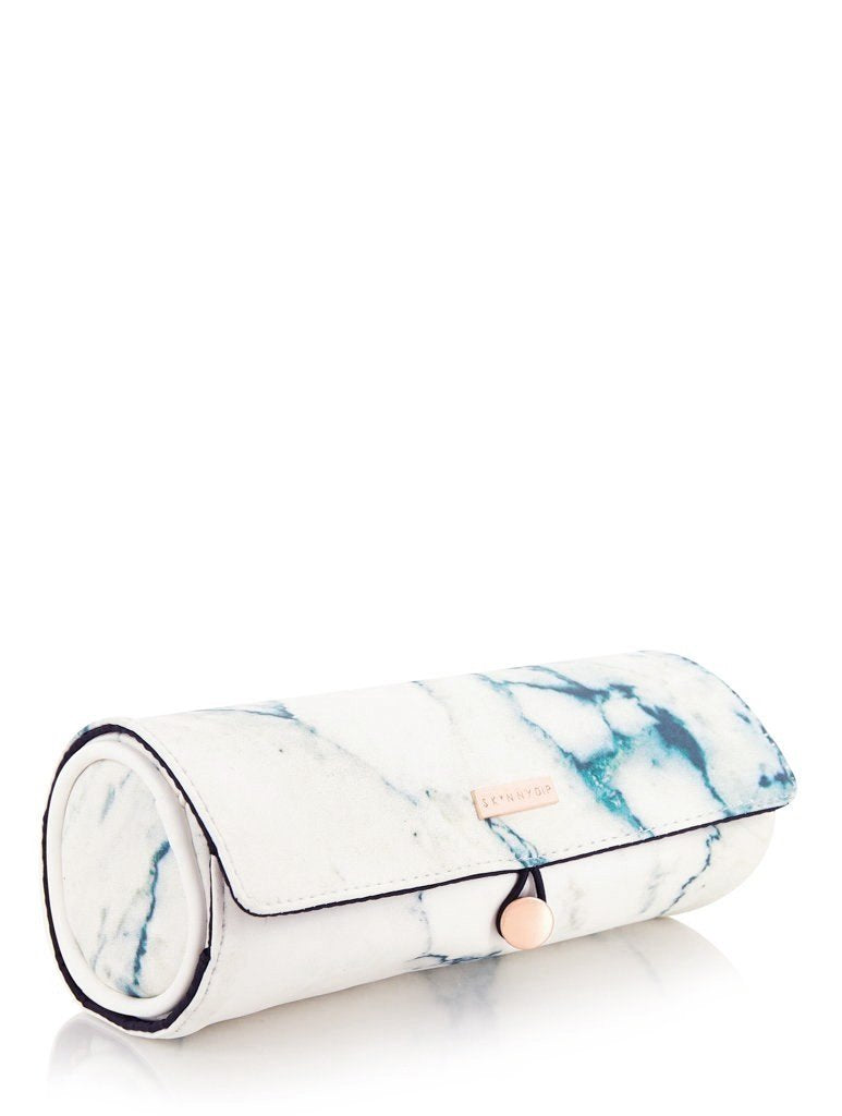 Marble Printed Makeup Roll