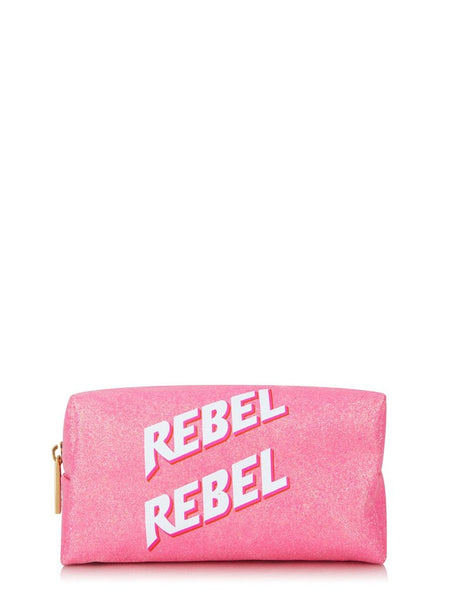 Rebel Rebel Make Up Bag
