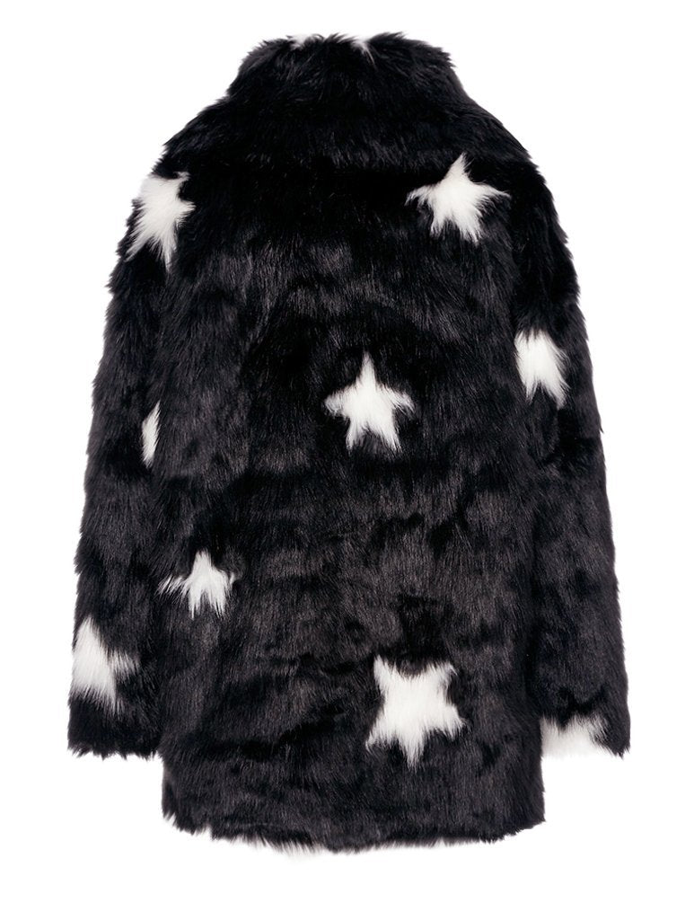 Swoon Faux Fur Coat