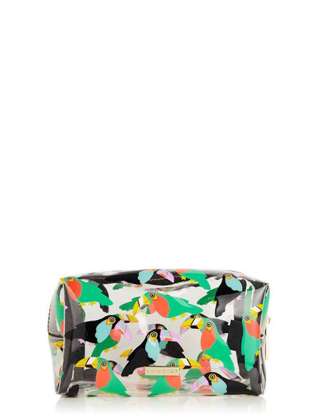 Skinnydip Toucan Make Up Bag