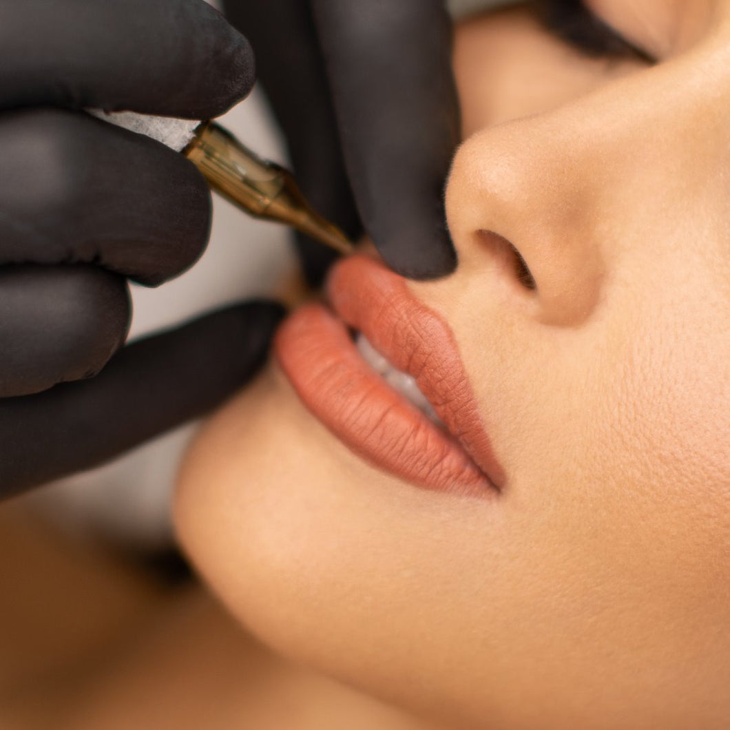 Permanent Makeup - Lip Course