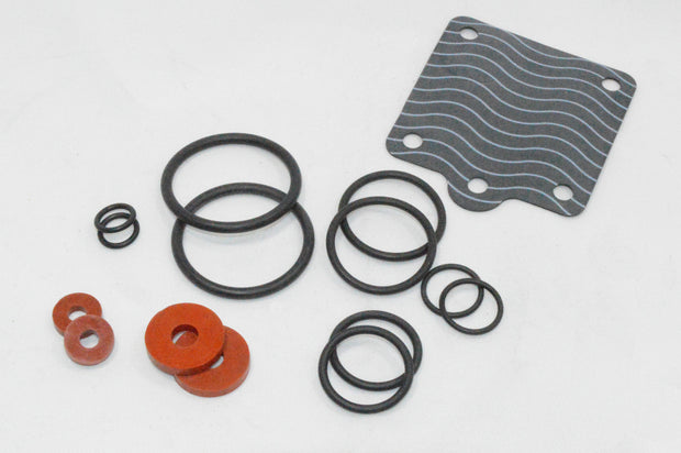 "RP4A COMPLETE RUBBER ONLY KIT 1/2"" PART# 4A00309"