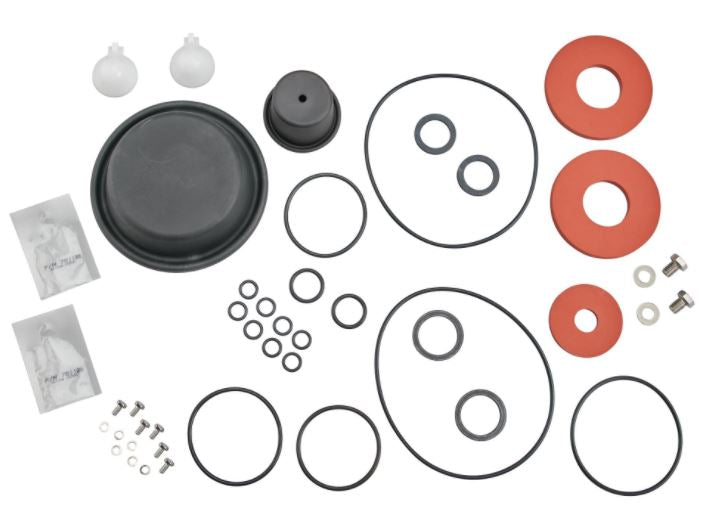 LF860 FULL RUBBER KIT FOR 2 1/2
