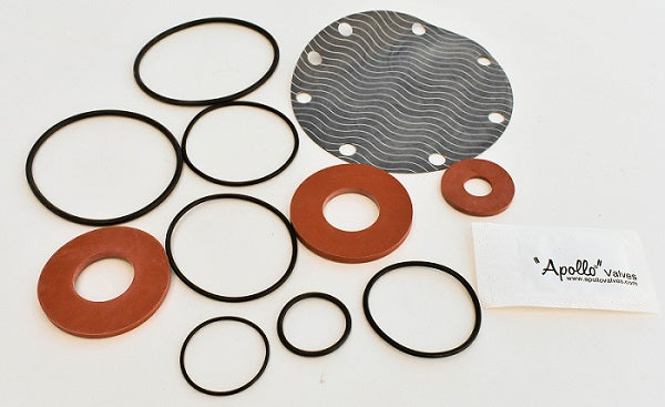 40007A4 APOLLO RP40 COMPLETE RUBBER KIT
