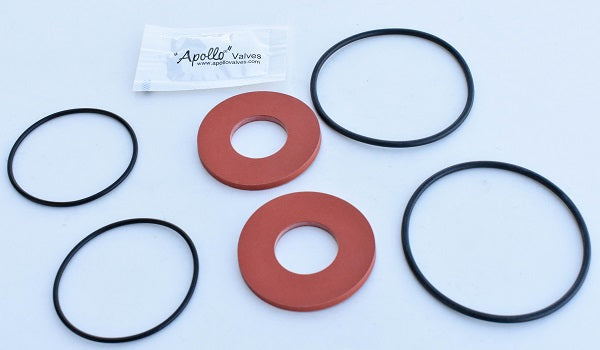 "DC RUBBER KIT 1 1/4""-2"" PART# 40007A6"
